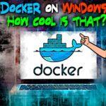 Docker Websites on Windows 10