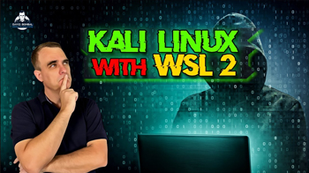 Kali Linux WSL 2 install and GUI setup