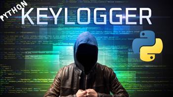 Python-keylogger