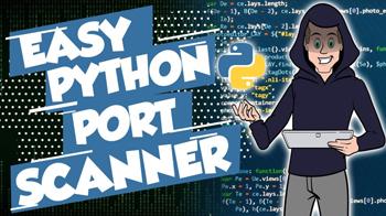 python-nmap-port-scanner