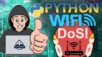 python-wifi-dos-denial-of-service-attack